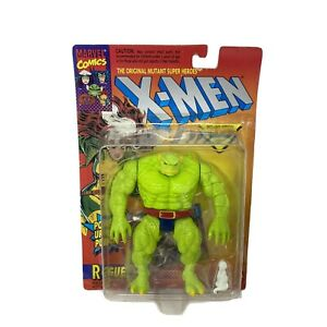 Package Error Mutant Heroes X-Men Rogue Card With Ch'od Green Monster 1994 New