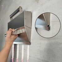 Concrete Trowel Stainless Steel For Bricklayer Wall Plastering Construction Tool