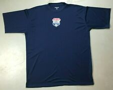 2010 Official Issue Tampa Bay United Club Soccer BLUE Jersey Shirt Adult 2XL
