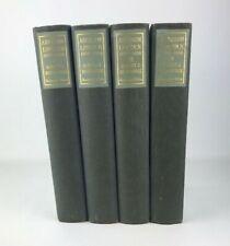 Abraham Lincoln 1809-1858 Albert J. Beveridge 4 Vol. Limited Manuscript Edition