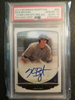 2013 Bowman Chrome Kris Bryant RC Gem Mint PSA 10 10 Auto