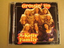 CD / THE KELLY FAMILY - GROWIN' UP
