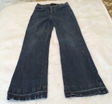 NYDJ Not Your Daughter's Jeans Size 8 Bootcut Stretch Denim Womens