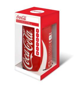 Coca Cola Coke Can Bluetooth Speaker with FM Radio NEW Aux USB Micro SD