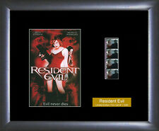 Resident Evil Film Cell Numbered Limited Edition