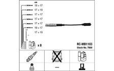 NGK Cables de bujias 7800