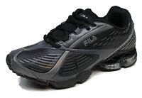 Men's Fila® Vision II Blk/Silver 940 Crosstraining  Athletic Shoes Size