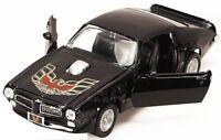 1973 Pontiac Firebird schwarz / black 1:24  Motormax