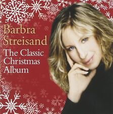 The Classic Christmas Album by Barbra Streisand (Audio CD) (XMAS) XMU NEW   #32