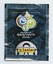 2006 FIFA WORLD CUP GERMANY Soccer STICKER 6 PACK Cristiano Ronaldo RC ITALY WON