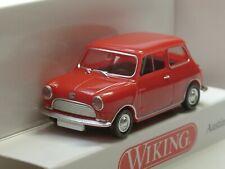 Wiking Morris Mini/ Austin 7, rot - 0226 05 - 1:87