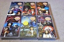 DOCTOR WHO THE KEY TO TIME BBC UK PAL VHS VIDEO 6-Tape Set Tom Baker Mary Tamm