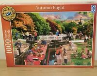 Autumn Flight 1000 PIECE JIGSAW PUZZLE New and Sealed