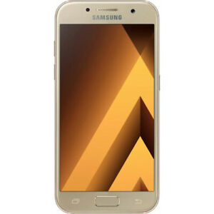 Samsung Galaxy A3 (2017) 16GB 4G Gold Factory Unlocked ORIGINAL
