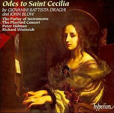 Playford Consort Draghi; Blow: Odes to Saint Cecilia (Eng CD