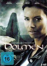 DVD-BOX NEU/OVP - Dolmen - Das Sakrileg der Steine - Ingrid Chauvin