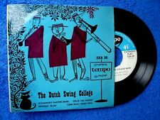 "The Dutch Swing College - 7"" EP. From private collection."