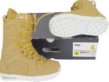 NEW! Burton TWC (Shaun White) Mens Snowboard Boots!   Traditional Lace