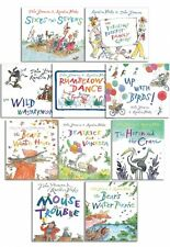 Quentin Blake Collection 10 Books Set Pack Picture Flats NEW Sixes and Sevens