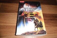 Raymond Feist -- MIDKEMIA-SAGA  # 2 // der verwaiste Thron / 1995