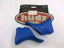 Hudz Control Lever Hood Replacement for Shimano Dura Ace 7800 Bastogne Blue