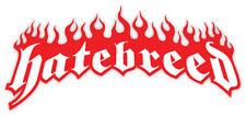 "Hatebreed sticker decal 6"" x 3"""