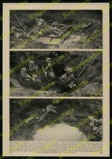 Bufa WW GARNET Funnel Steel Helmet Western Front 3. Battle Flanders YPRES 1917