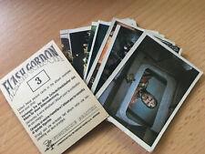 FLASH GORDON PANINI 1 Bild zum aussuchen! Sammelbilder für Album aus den 80ern