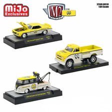 MOONEYES ASSORTMENT 3 CARS SET 1/64 DIECAST MODELS BY M2 MACHINES 32500-MJS10