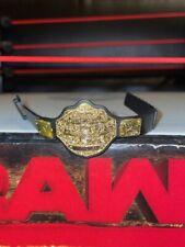 WCW Action Figure Accessory WCW World Heavyweight Title Belt TOYBIZ