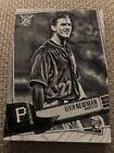 2019 Topps Big League Kevin Newman Rookie Card Black & White #95 Numbered 05/50. rookie card picture