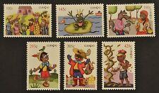 Curacao  2013 Kinderzegels sprookjes     postfris-mnh