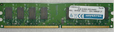 2 GB DDR2 PC2-6400 U HYPERTEC DDR2-800 MHZ MEMORY PC RAM 1X2GB 240 PIN