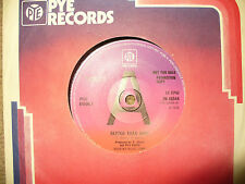 PHIL EVERLEY BETTER THAN NOW uk demo pye 45544 1970s 7 inch