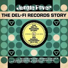 JUNGLE FEVER - THE DEL-FI RECORDS STORY (NEW SEALED 2CD SET)