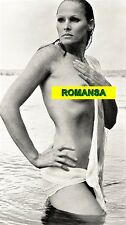 "EROTICO HOT 8 X 10 ""Ursula Andress"" dell' immagine fotografica R2342"