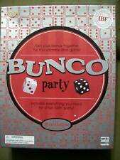 Bunco Party Game including 12 Invitations New, Never Used!