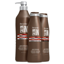 SalonIn Platinum Hair Color Intensifier Platinum Black Recamier Nuance Matizante