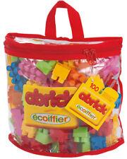 Ecoiffier Abrick Tasche mit 100 Bausteinen