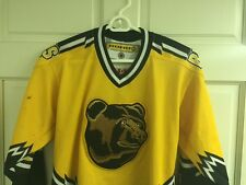 Vintage Boston Bruins Koho Youth Jersey Small Stitched NHL Rare
