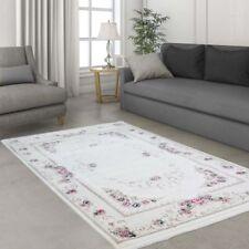 Tapis beige rectangulaire pour la maison, 160 cm x 230 cm