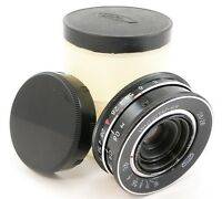 ⭐PERFECT Con.⭐ INDUSTAR-69 2.8/28 Russian USSR Wide Angle Lens M39 MMZ-LOMO #96