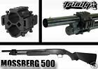 Mossberg 500/590/835/Maverick 88 Shotgun Tactical Weaver Rail Scope Mount.