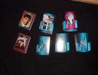 Star Trek, Star Trek Next Generation, 1990's Trading Cards, lot of 500+