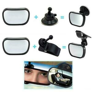 2 pack ZogeeZ Baby Rear View Mirror Car Seat Safety for Infant Child Toddler