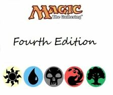 Magic: The Gathering Revised Edition Near Mint Individual Collectable Card Games