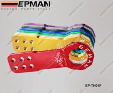 EPMAN Racing 9 Colores Universal Delantero Gancho de remolque se ajusta Honda Mazda Toyota Nissan