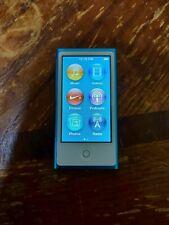 Apple iPod nano 7th Generation Blue (16 GB)