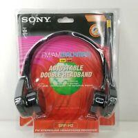 Vintage Sony Walkman SRF-H2 FM/AM Stereo Headphone Receiver New in Open Package
