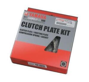 Yamaha Clutch Plate Kit for 2002-2020 YZ250